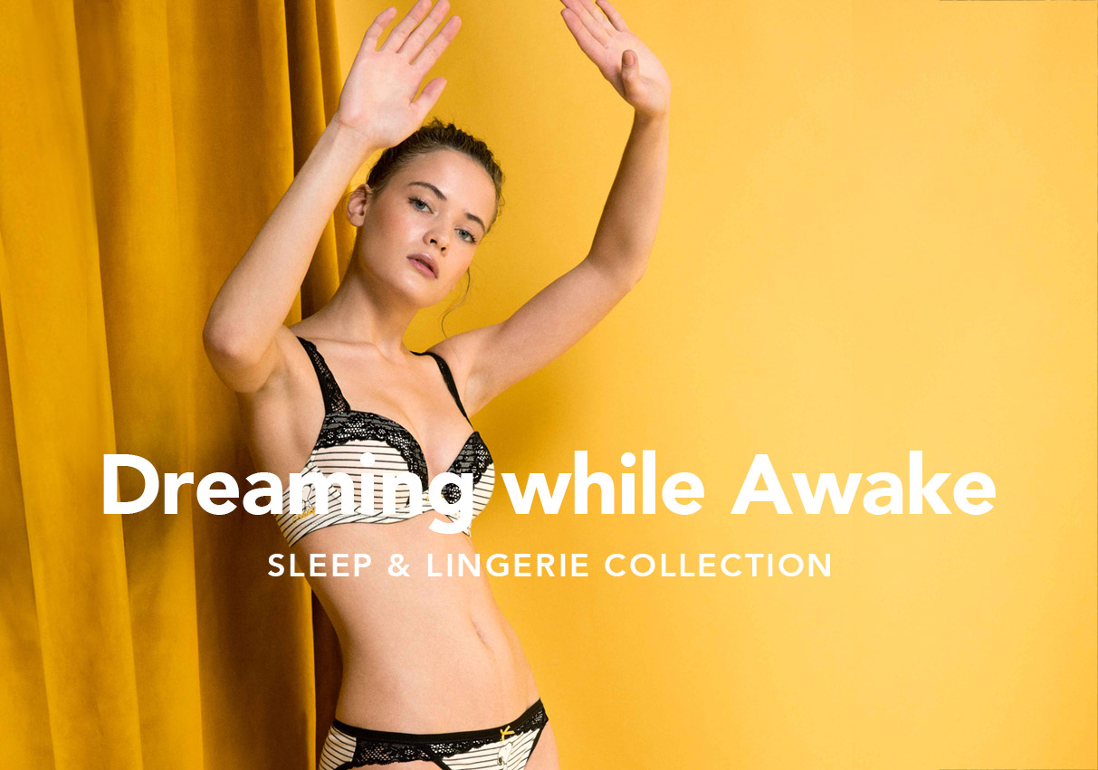 DREAMING WHILE AWAKE