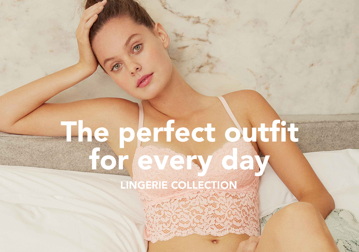 WEEK - The perfect outfit for every day