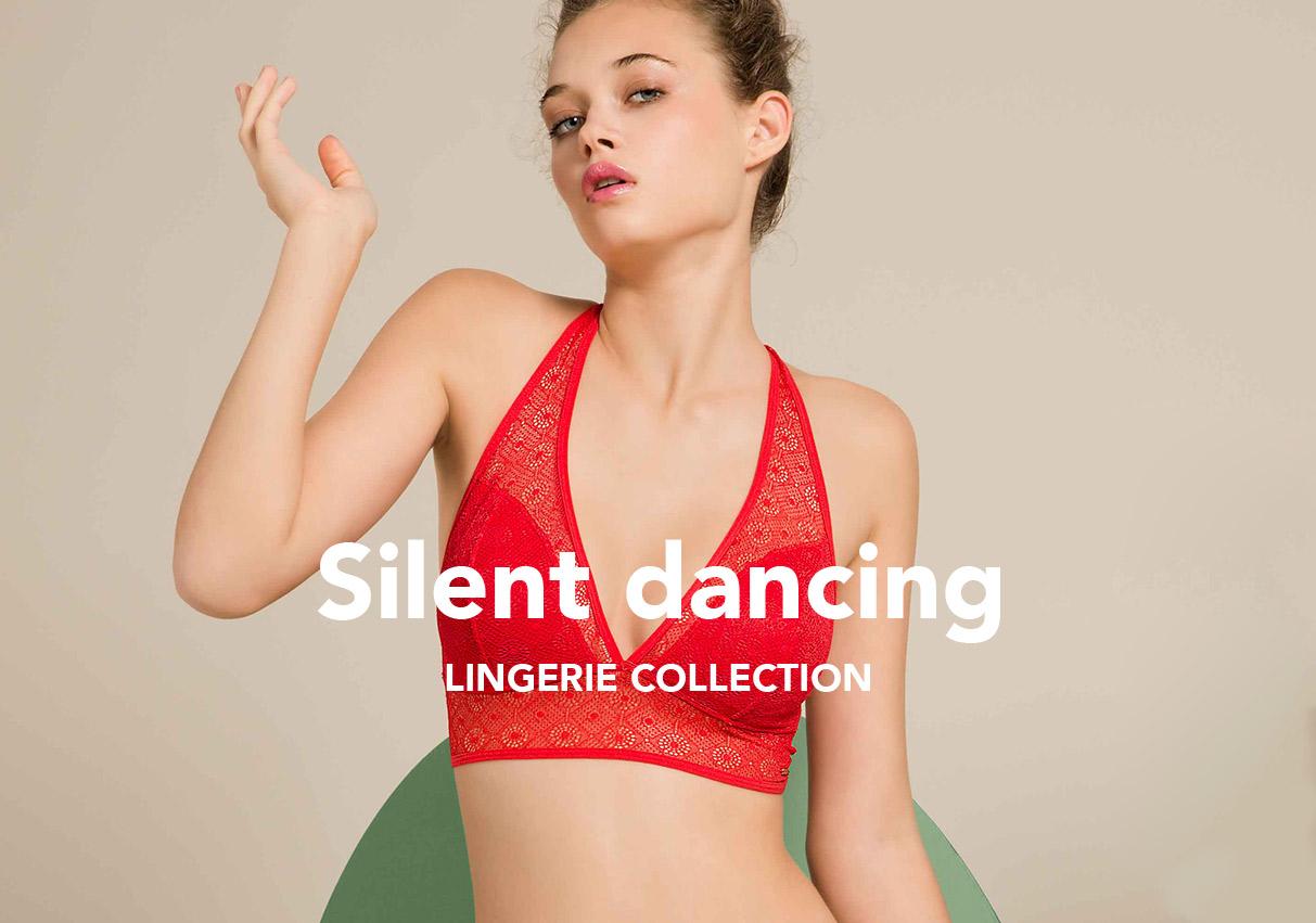 Silent dancing
