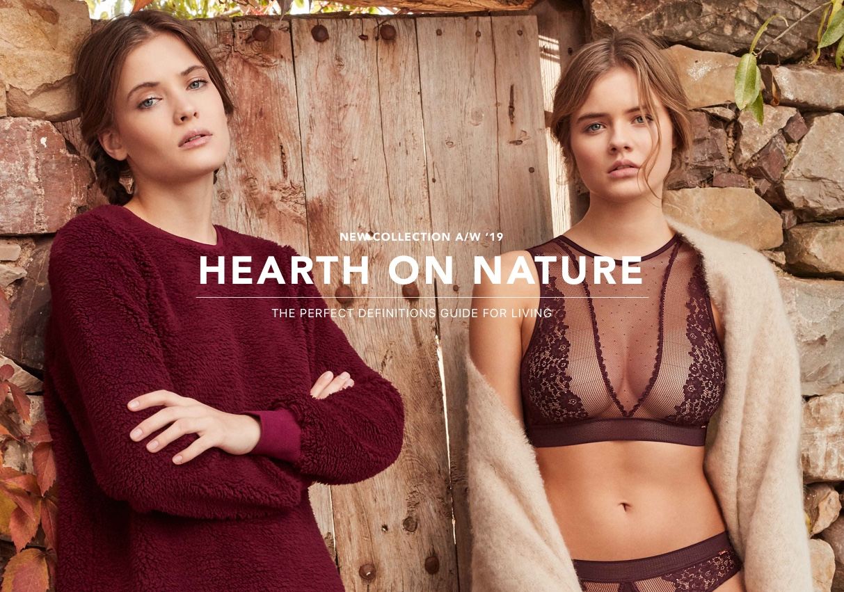 Hearth on nature