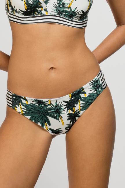 Braguita bikini palmeras