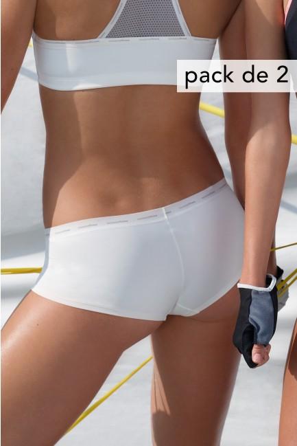 Pack 2 bóxers deportivos