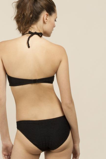 Braguita bikini en tejido de estructura