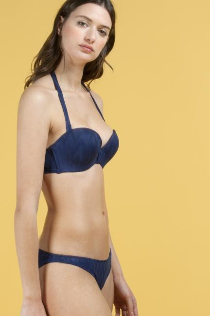 Braguita bikini tejido estructura