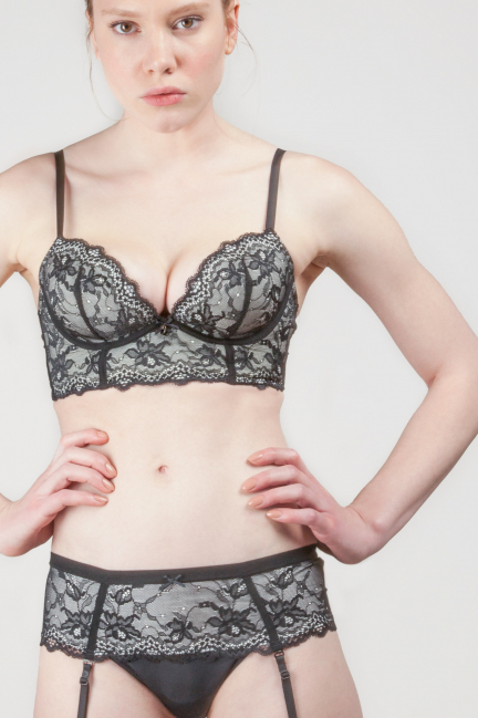 Bralette efecto push up