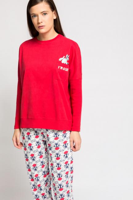 Pijama largo algodón Sylvester