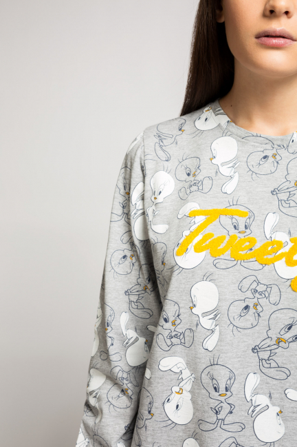 Pijama largo algodón Piolín