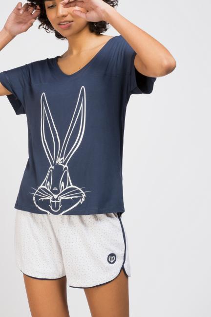 Pijama corto Bugs Bunny