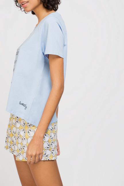 Pijama corto Piolín