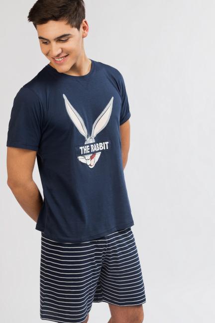 Pijama rayas Bugs Bunny