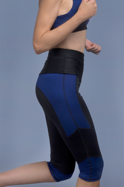 ¾ shaping effect leggings
