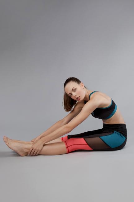 Leggings ¾  efecto shaping