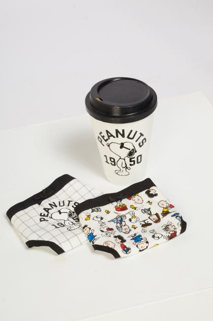 Pack 2 braguitas de Snoopy