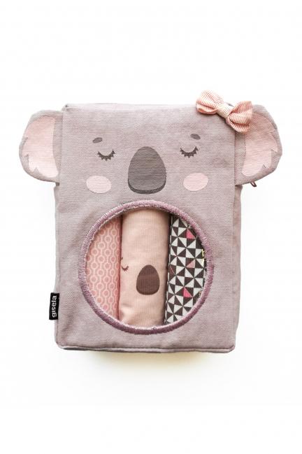 Pack Koala con 3 tangas de algodón