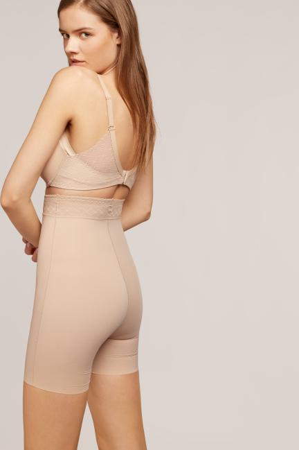 Pantalón moldeador cintura alta