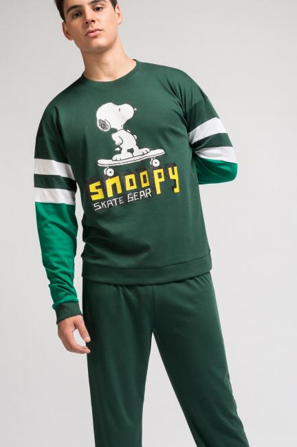 Pijama hombre Snoopy