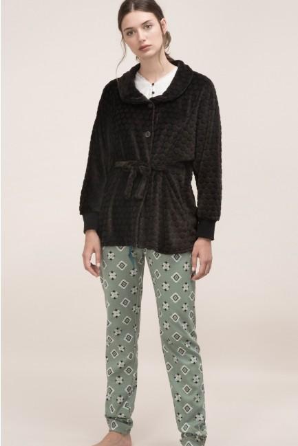 Set de pijama y bata