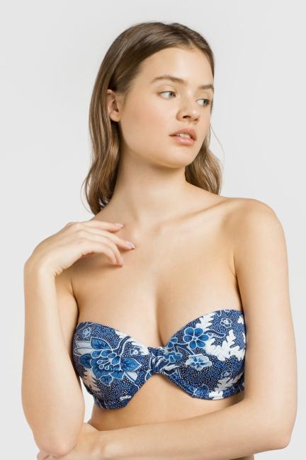 Top bikini desmontable copas B, C, D y E