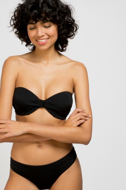 Bikini bandeau desmontable copas B y C