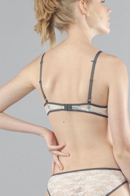Push up +1 lace bra
