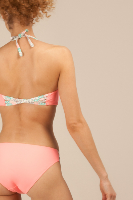 Top bandeau desmontable