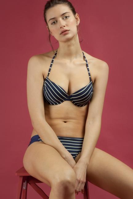 Top bikini multiposición
