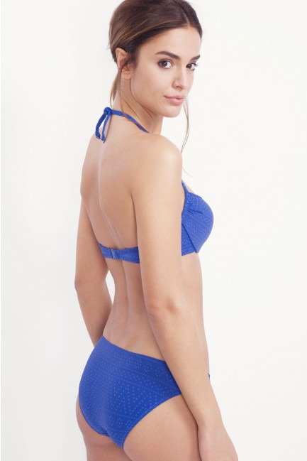 Top bikini doble posición